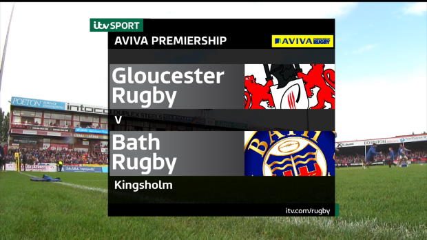Aviva Premiership - Match Highlights - Gloucester Rugby v Bath Rugby