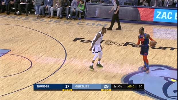 WSC: Dennis Schroder 24 points vs the Grizzlies