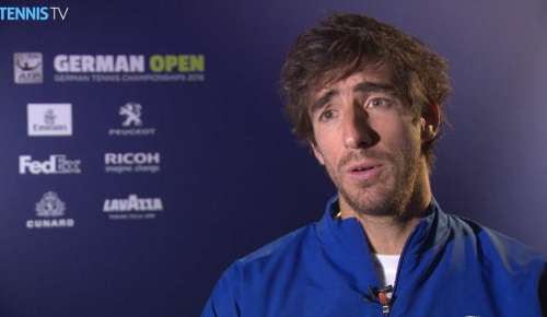 Cuevas Interview: ATP Hamburg QF