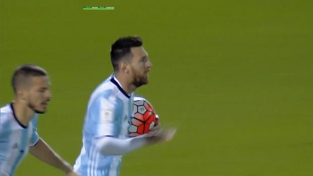 WM-Quali: Messi zaubert Argentinien zur WM