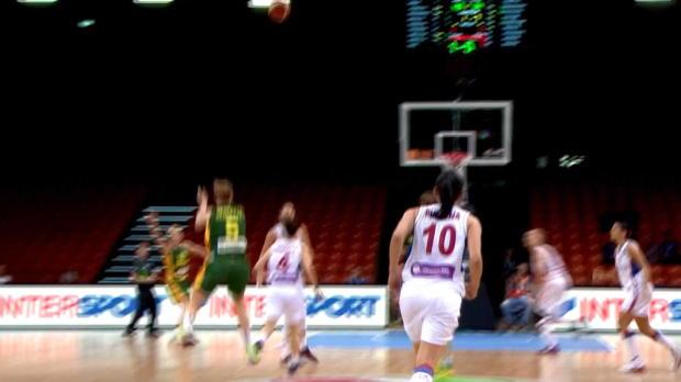 Ungarn: Quasi-Half-Court-Buzzer-Beater