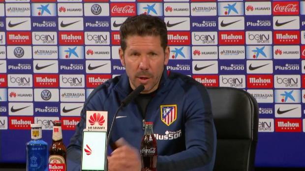 """Simeone über Torres: """"Steht im Mittelpunkt"""""""