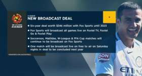 Football Federation Australia have announced details of their new broadcast deal for the next six years.