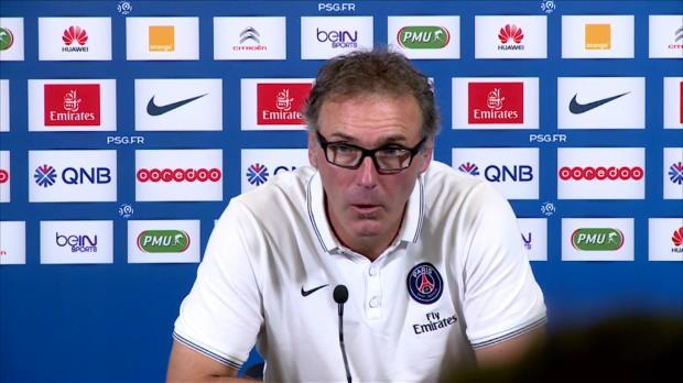 PSG - Blanc : 'Des nouvelles tr�s rassurantes pour Aurier'