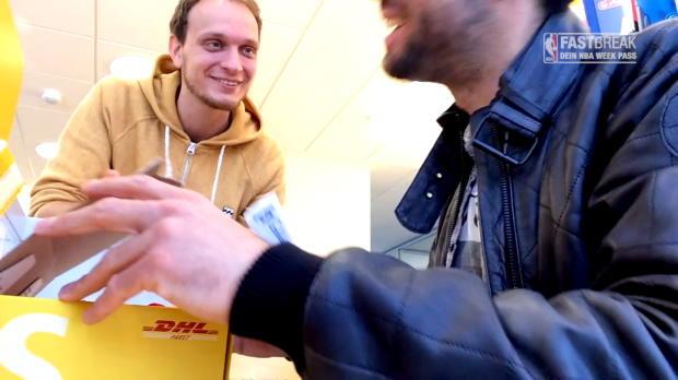 Fastbreak: Post für Dennis Schröder