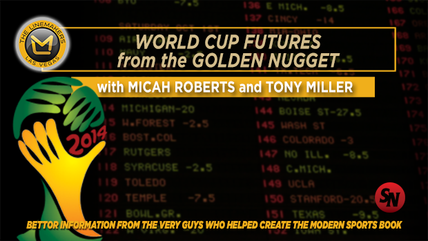 Golden Nugget World Cup Future Prices