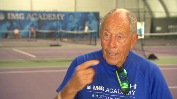 USA: Bollettieri über die Krise im US-Tennis