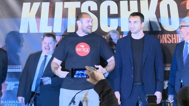 Boxen: Fury gegen Klitschko erneut abgesagt