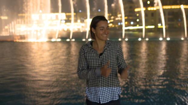 """Tennis : Dubaï - Garcia - """"J?ai dû prendre la décision de me concentrer sur le simple"""""""