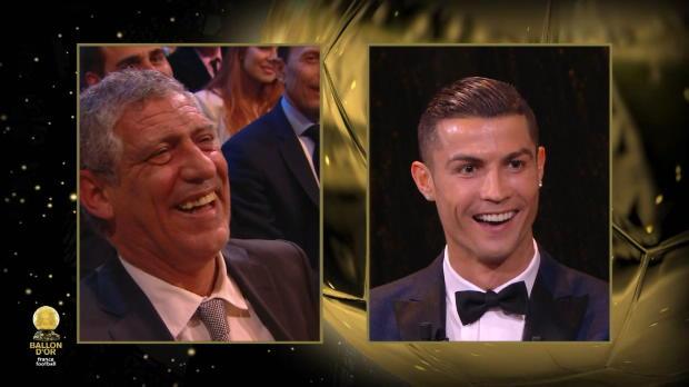 "Ronaldo: ""Sieben Ballon d'Ors, sieben Kinder"""