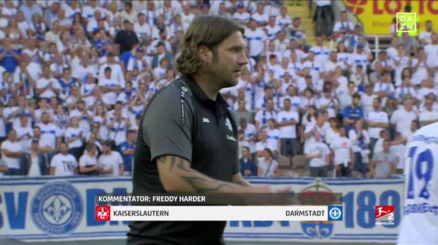 1. FC Kaiserslautern - SV Darmstadt 98