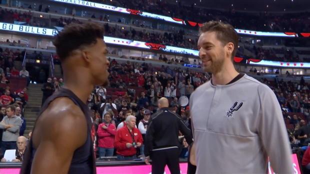 GAME RECAP: Bulls 95, Spurs 91