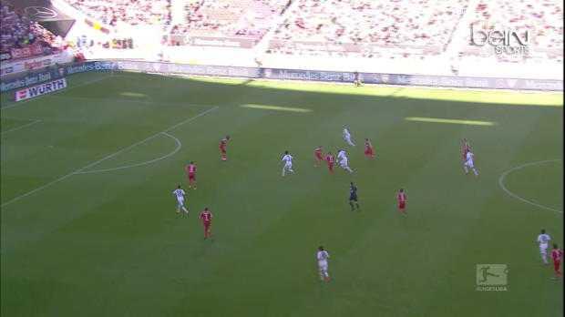 Bundes : Stuttgart 3-3 Bayern Leverkusen