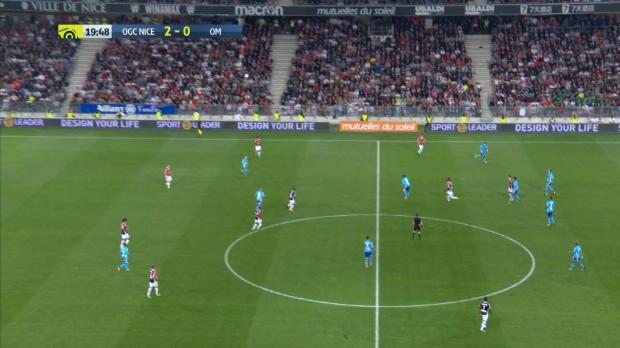 Seitenwechsel? Rabona! Balotelli at his best