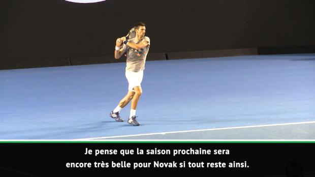 Interview - Ferrero prédit un duel Djokovic/Nadal en 2019