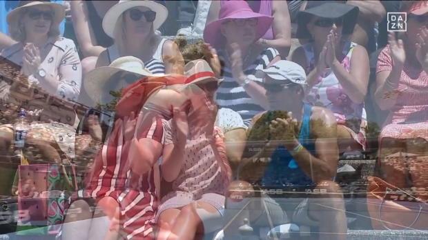WTA Auckland: Roundup, Viertelfinals