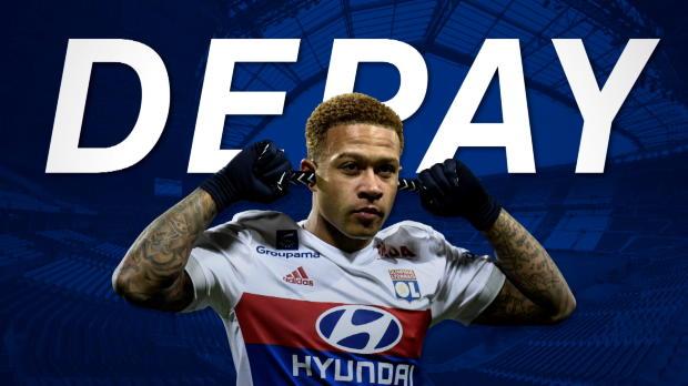 Traumtore satt! Depays Liga-Buden für Lyon