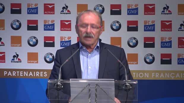 XV de France : XV de France - Brunel dévoile la liste des 37 joueurs