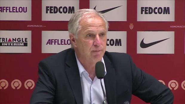 LOSC - Girard : 'Un point � Monaco, c'est correct'