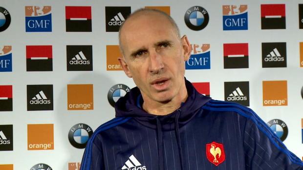 VI Nations - XV de France : Lagisquet : ''Défendre sera la clé''