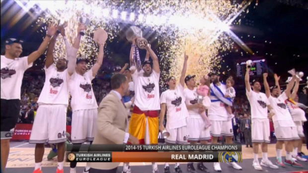 Real Madrids Titel-Coup in der Heimat