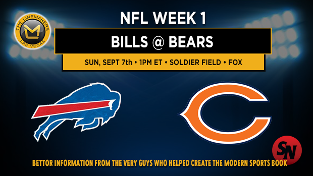 Buffalo Bills at Chicago Bears