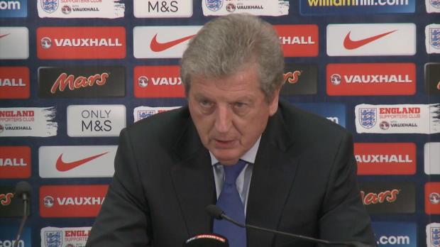England: Hodgson steht hinter Sterling