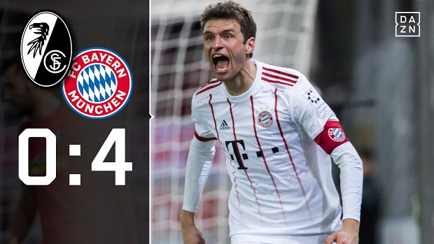 SC Freiburg - FC Bayern München