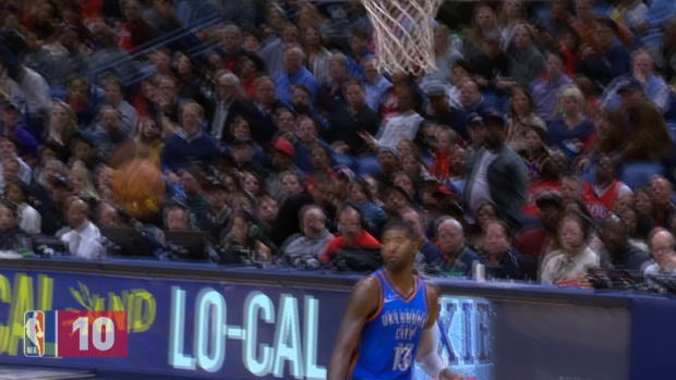 Top 10 Alley-Oop Dunks: 2018 NBA Season