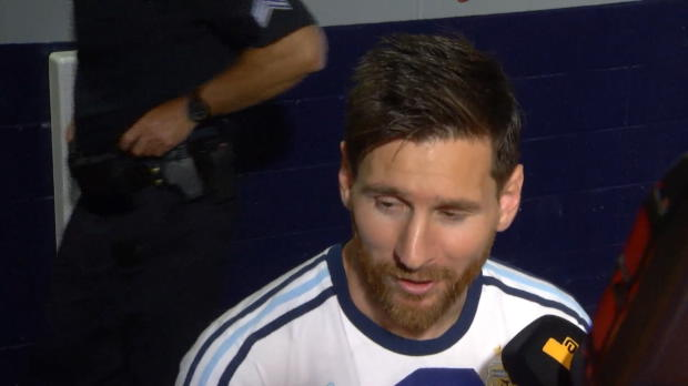 Copa America: Batistuta-Rekord freut Messi