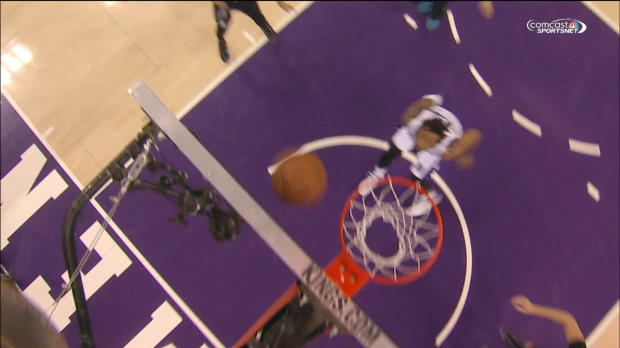 Play of the Day: Derrick Williams