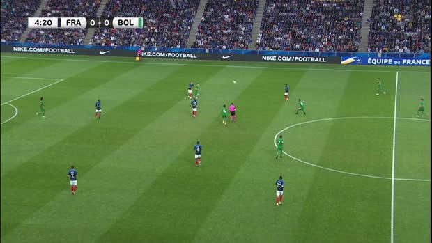 International Friendly: Frankreich - Bolivien | DAZN Highlights