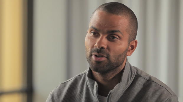 """Basket : NBA - Interview - Parker - """"Gagner encore un titre avant ma retraite"""""""