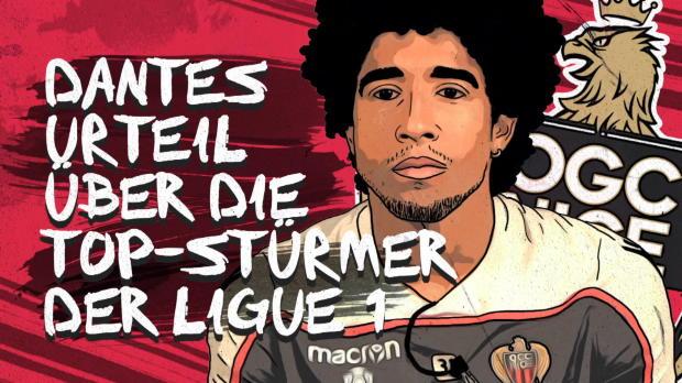 Dante beurteilt Neymar, Mbappe und Co.