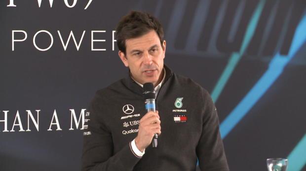 """F1: Wolff vor Saisonstart: """"Ära mitgestalten"""""""