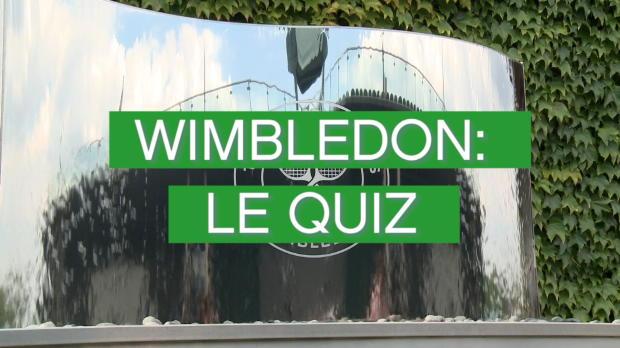 Basket : Wimbledon - Le quiz au ras du gazon