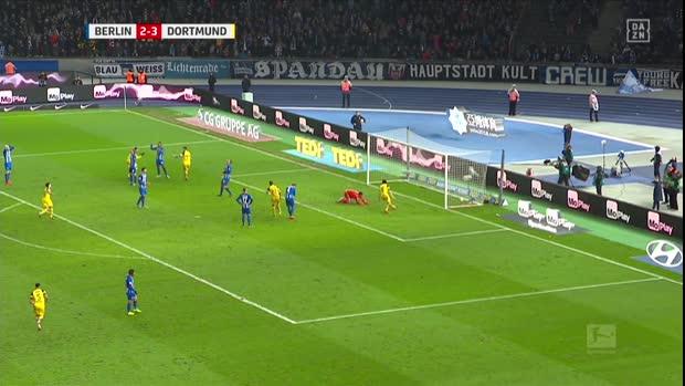 Marco Reus in der Nachspielzeit zum Sieg   Bundesliga Highlights