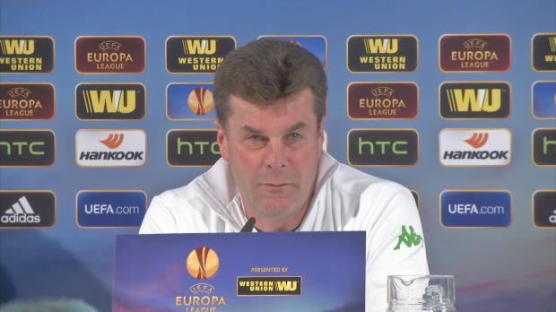 """Hecking will """"Saison mit Titel krönen"""""""