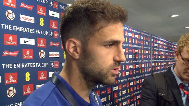 "SOCIAL: FA Cup: Fabregas: ""Fürchterliche Entscheidung"""