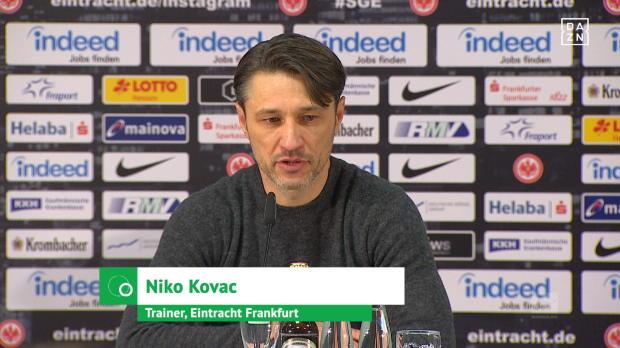 """Kovac zum Spiel: """"Hätten heute mehr verdient"""""""