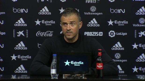 """Enrique: """"Iniesta-Verletzung ein Rückschlag"""""""