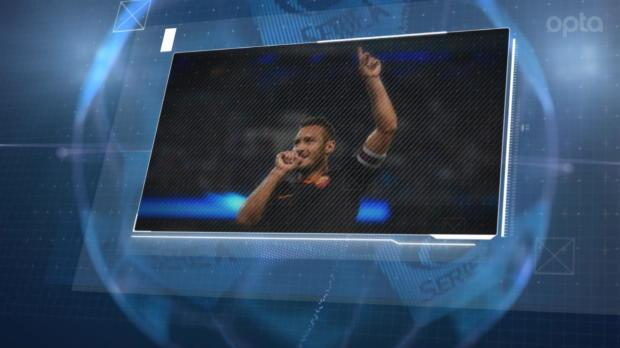 Fakt des Tages: Totti treffsicher gegen Inter