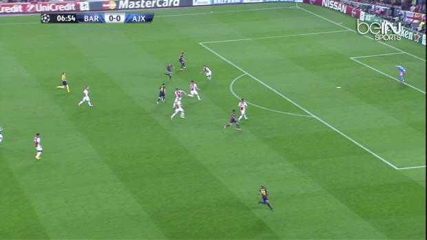 LdC : FC Barcelone 3-1 Ajax Amsterdam