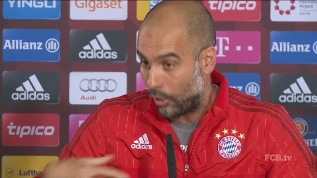 """Pep übt Kritik: """"Kein Respekt für Trainer"""""""