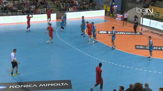 Hand - D1 : Toulouse 32-34 Tremblay