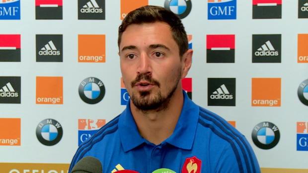 XV de France - Dumoulin - 'Avant la liste, il y aura les matchs amicaux'