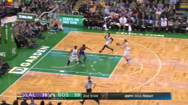 Steal of the Night - Marcus Smart