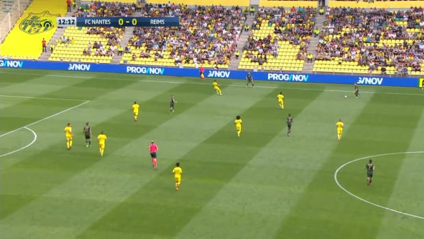 Ligue 1: Nantes - Reims   DAZN Highlights
