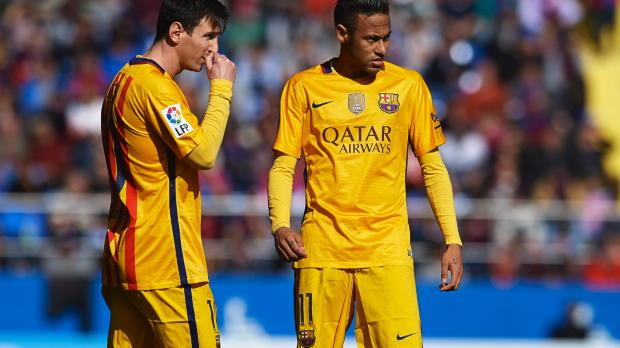 Neymar der Beste? Enrique verliert die Stimme