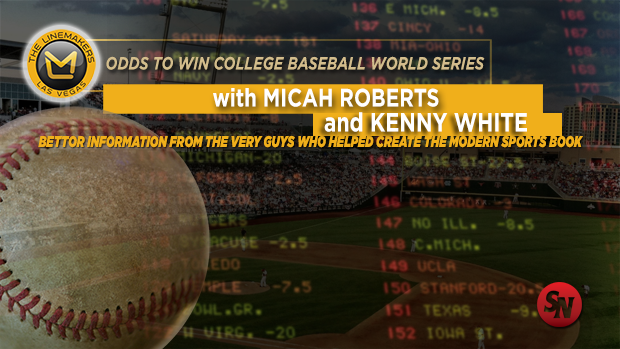 Odds to win College World Series